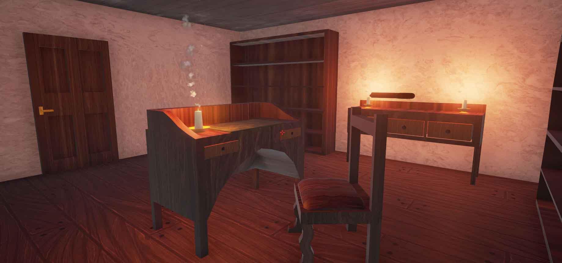 Computer Games Design